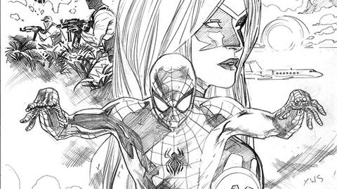 Image for Stuart Immonen Swings onto Amazing Spider-Man
