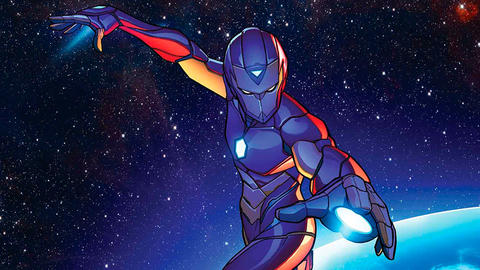 Image for Invincible Iron Man: Amazing Armor