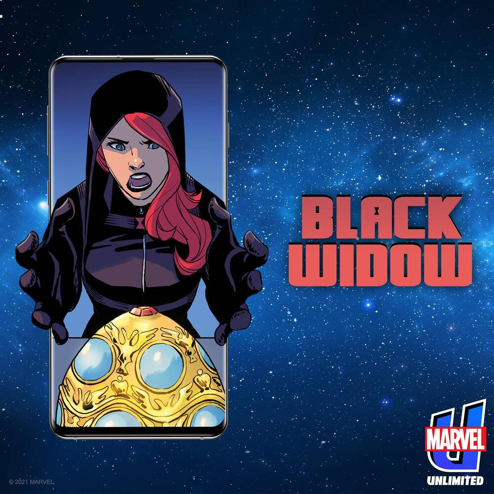 Read Black Widow's Infinity Comic one-shot on the app now!
