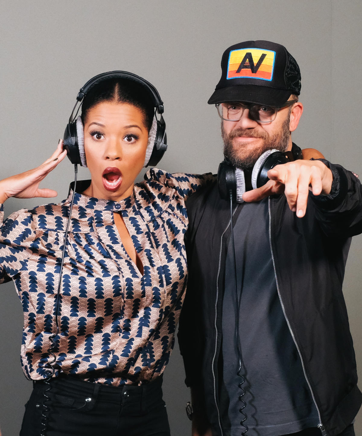 The Marvel After Show - Angel Parker and Kevin Weisman