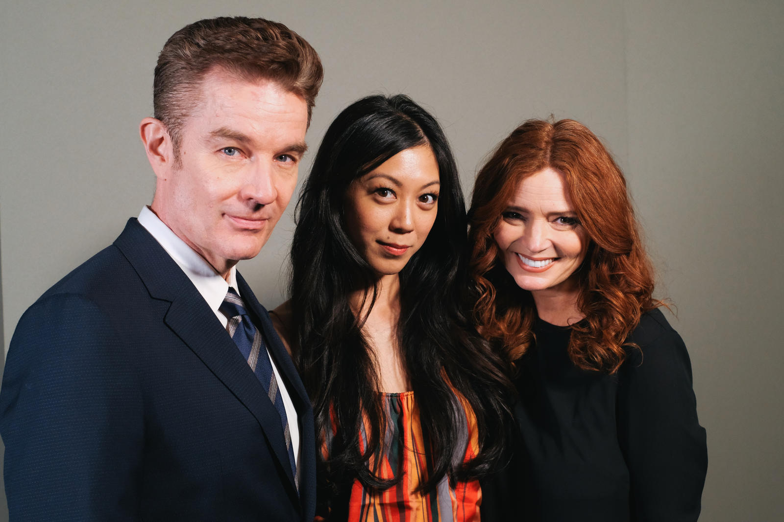 The Marvel After Show - James Marsters, Brittany Ishibashi, and Brigid Brannagh