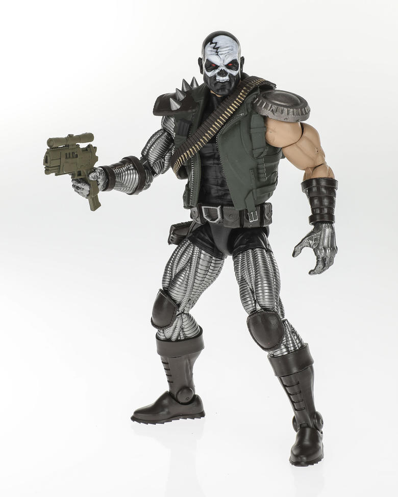 Marvel Legends Skullbuster