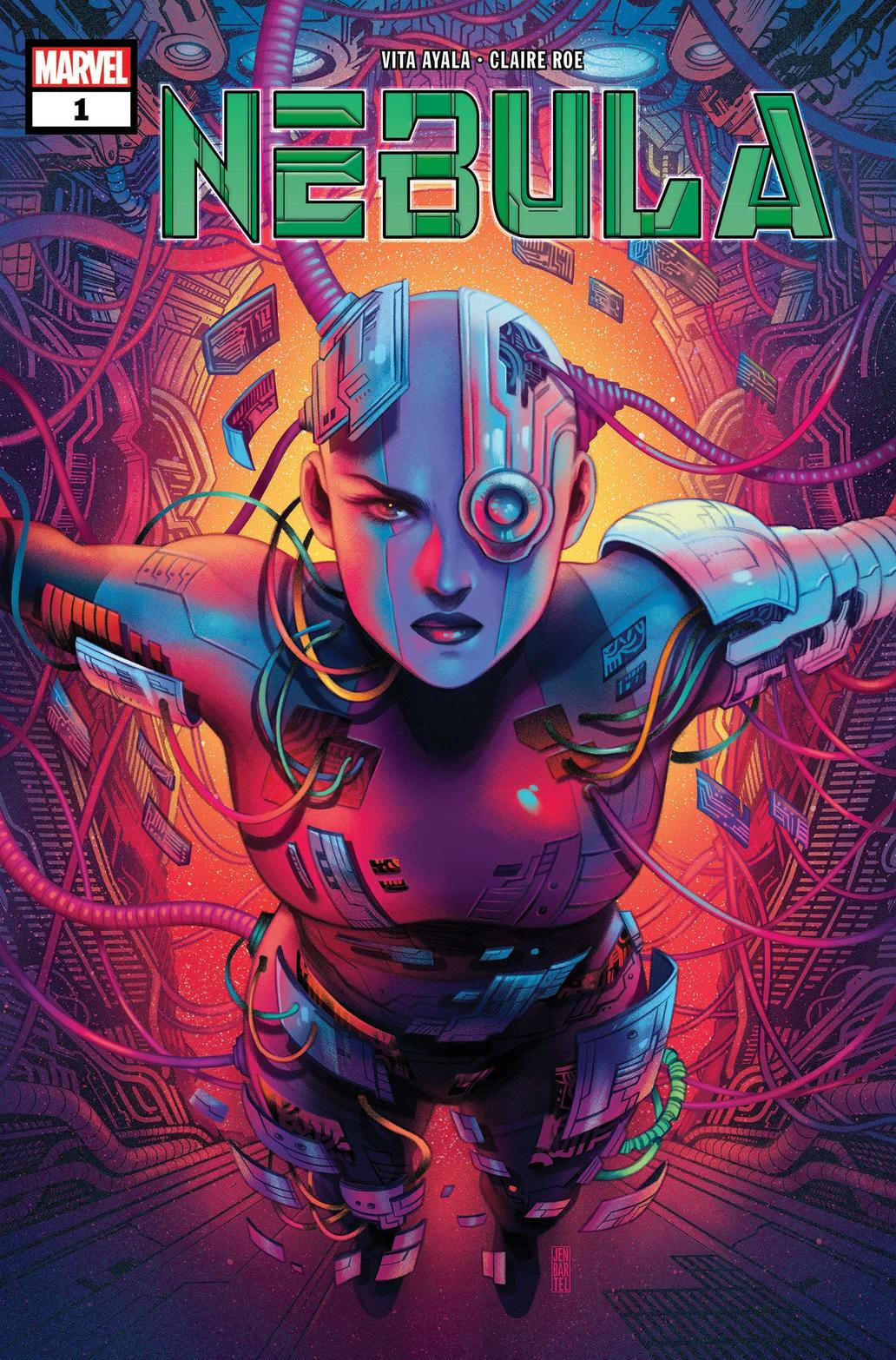 Comics Come Home 2020.Nebula Gets Her Own Limited Series In February 2020 Marvel