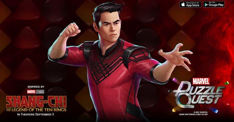 Shang-Chi (Origin)