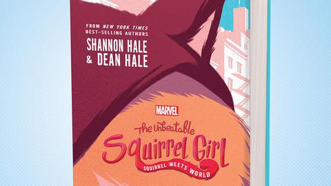 Image for Experience the World with Squirrel Girl!