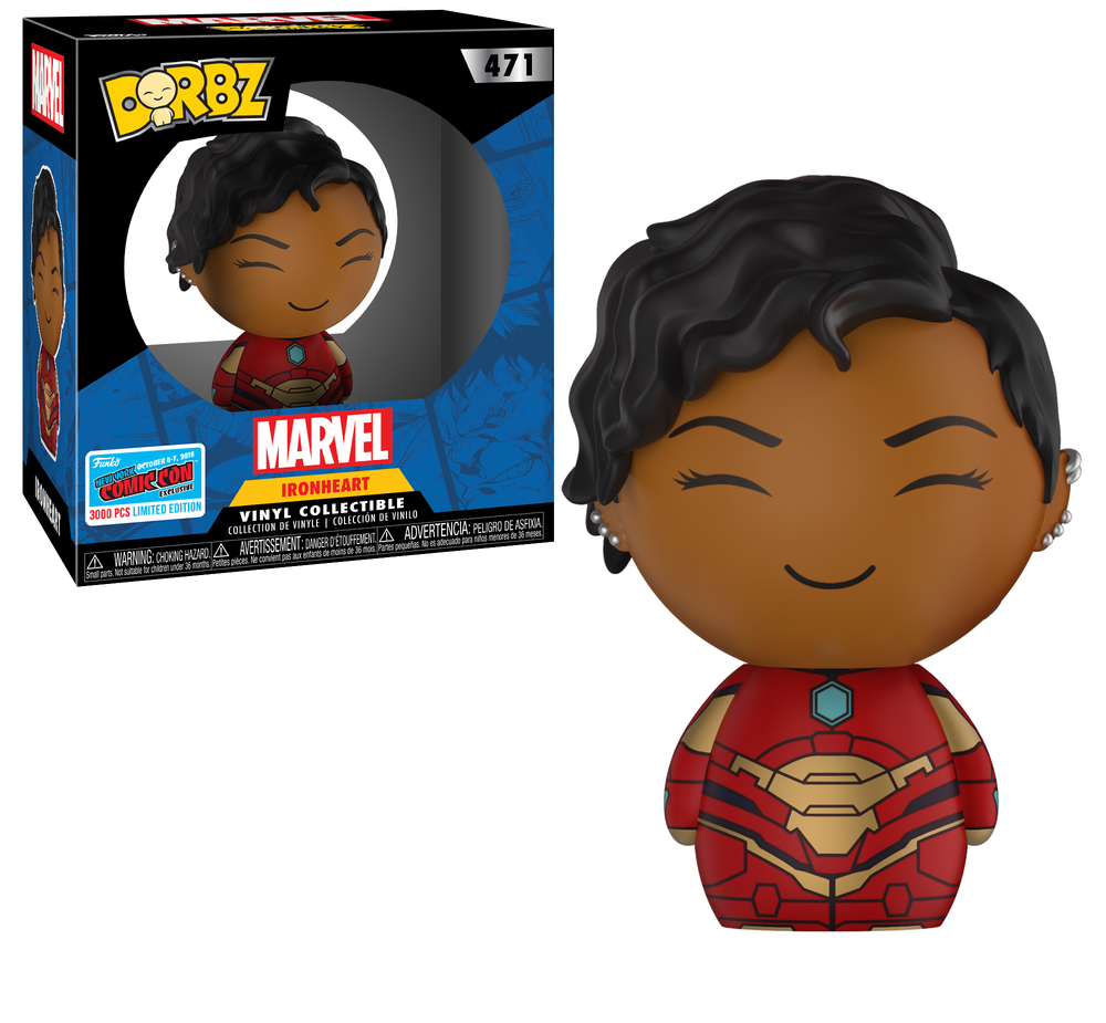 Dorbz: Marvel - Iron Heart (FYE)