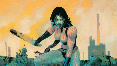 Image for Psych Ward: Gamora