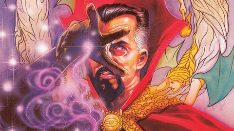 Image for The Spells of Doctor Strange: The Flight of Bones