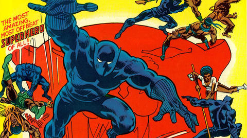 Image for The History of the Black Panther: 1973-1974