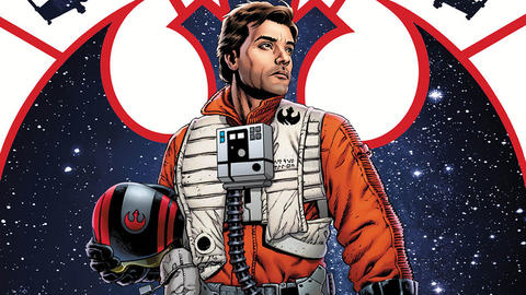 Image for Star Wars Spotlight: Poe Dameron