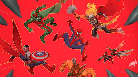 Image for Avengers: The Bigger They Are…