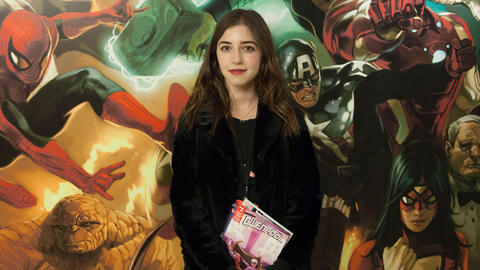 Image for Annabelle Attanasio Joins The Marvel Podcast