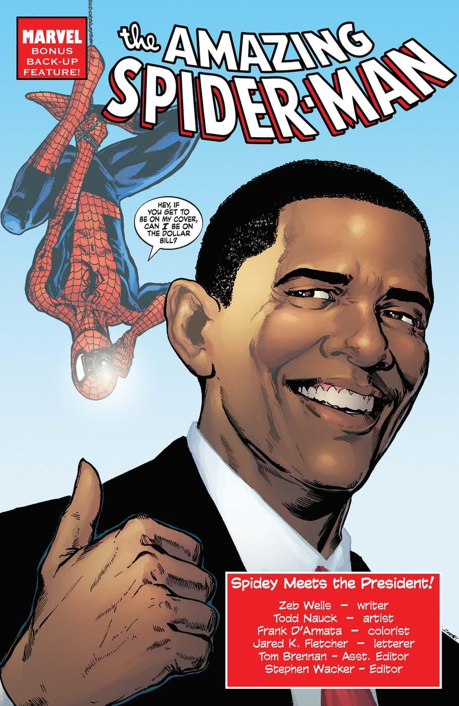 Amazing Spider-Man #583