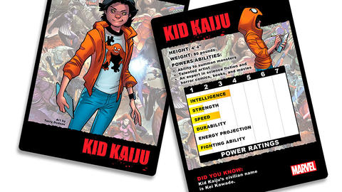 Image for Monsters Unleashed: Meet Kid Kaiju