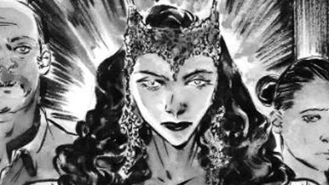 Image for A Darker Shade of Scarlet Witch