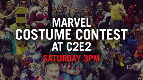 Image for c2e2 Costume Contest Rules