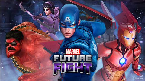"Image for Marvel NOW! Unleashes a Monster in ""Marvel Future Fight"""