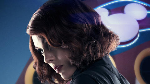 Image for Meet the Super Heroes of Marvel Day at Sea: Black Widow