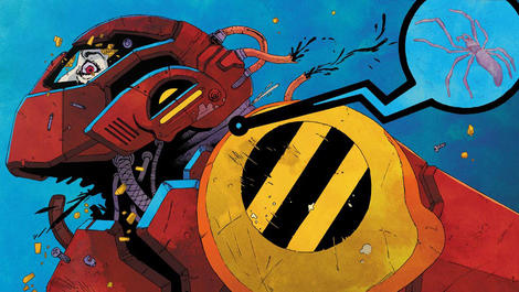 Image for Gerard Way Makes his Marvel Debut with Edge of Spider-Verse #5