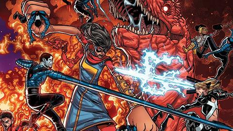 Image for Secret Warriors: A Legacy of Anger