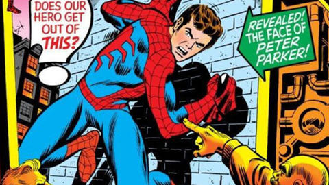 Image for The History of Spider-Man: 1972
