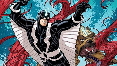 Image for Inhumans: Once and Future Kings – Return to Attilan