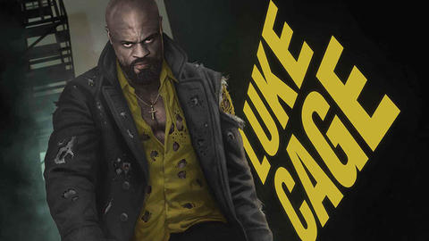Image for Luke Cage: Down on the Bayou
