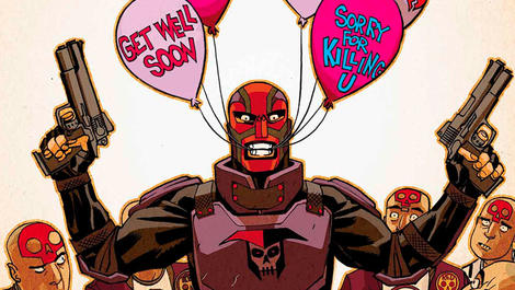 Image for Psych Ward: Foolkiller