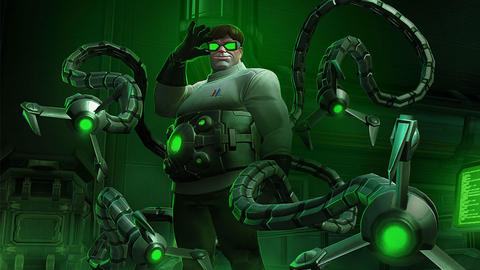Image for Entering Marvel Contest of Champions: Doctor Octopus