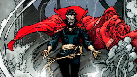 Image for The Spells of Doctor Strange: Securing the Sanctum Sanctorum