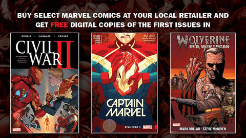 Image for Marvel Comics Updates Its Digital Code Program and Introduces Bonus Digital Comics