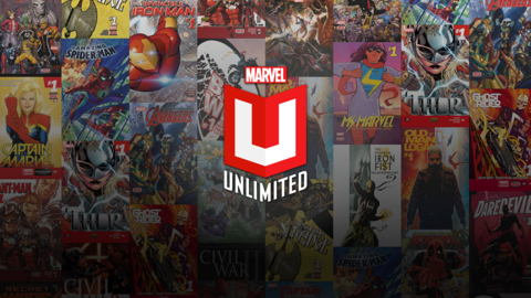 Image for Marvel Unlimited: Year in Review