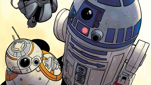 Image for Droids Unplugged: High Tech Highlights