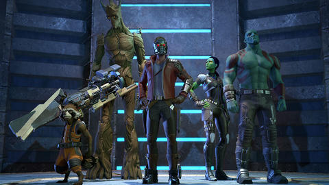 Image for 'Marvel's Guardians of the Galaxy: The Telltale Series' Reaches an Epic Conclusion