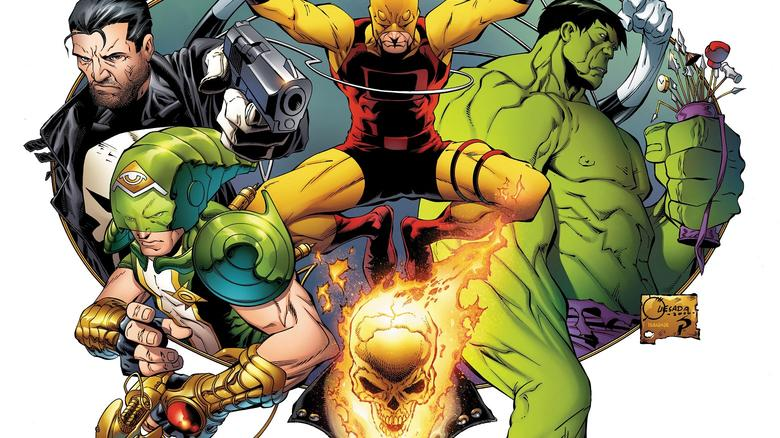 Get the Exclusive First Details of the Marvel Knights 20th