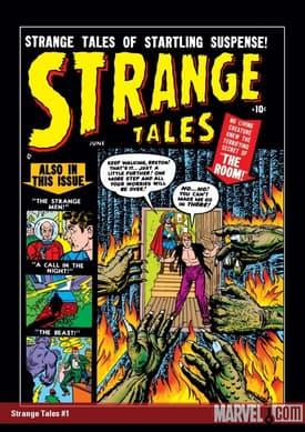 Strange Tales #1