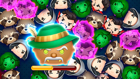Image for New Heroes (for Hire) and Villains Join 'Marvel Tsum Tsum'