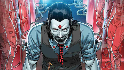 Image for Psych Ward: Mister Sinister