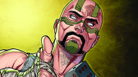 Image for Psych Ward: Karnak