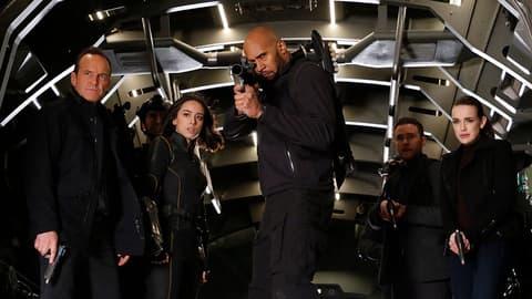 Image for Vote 'Marvel's Agents of S.H.I.E.L.D.' At The Teen Choice Awards 2017