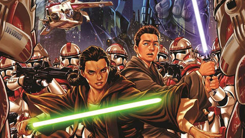 Image for Celebrating Star Wars #28