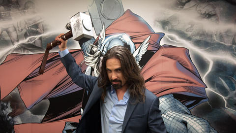 Image for Bear McCreary Joins the Marvel Podcast