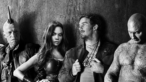 Image for The Guardians of the Galaxy Fight Back in Teaser Trailer