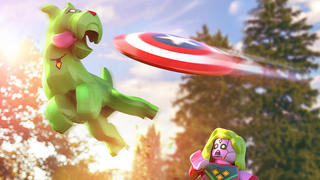 Image for LEGO Marvel Super Heroes 2 Adds New Champions DLC Content