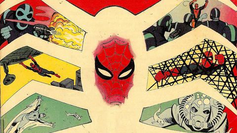 Image for The History of Spider-Man: 1965
