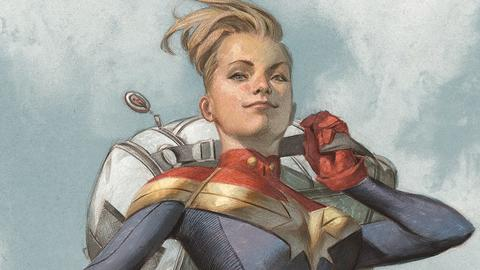 Image for Explore the Life of Captain Marvel