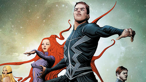 Image for 'Marvel's Inhumans' Debuts SDCC-Exclusive Poster