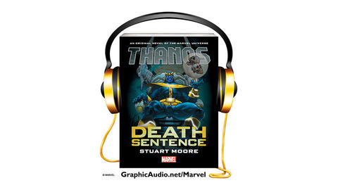 Image for Thanos: Death Sentence – Making of an Audiobook