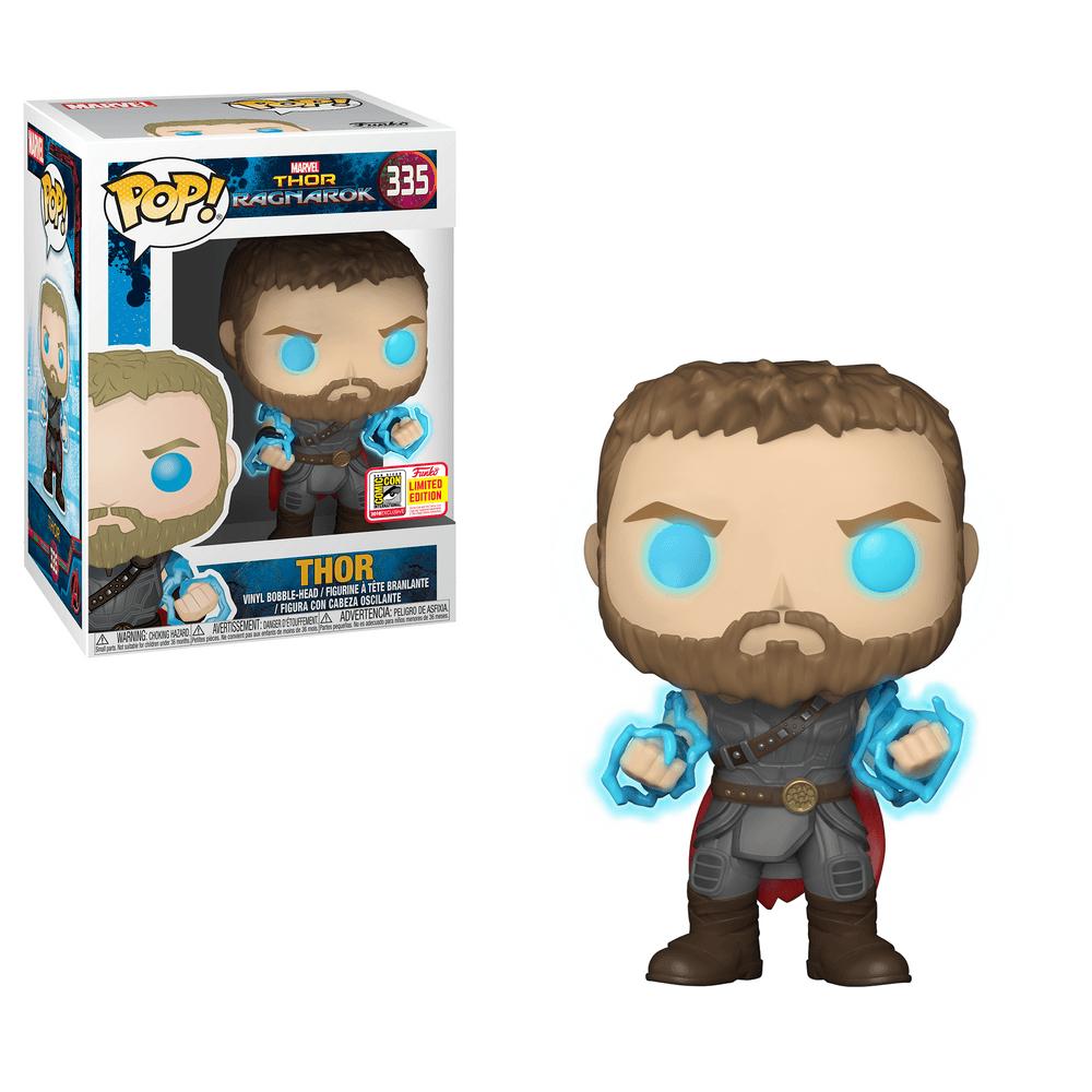 Pop! Marvel: Thor Ragnarok - Thor with Odin Force