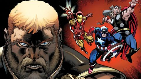 Image for Jason Aaron Assembles the Avengers